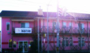 美容室kenie(ケニー)外観