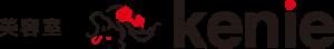 美容室kenieロゴ