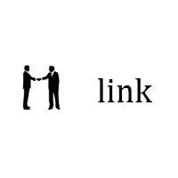 LINKボタン