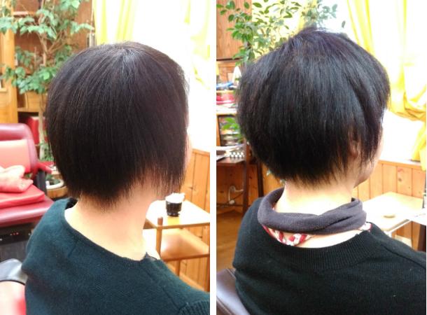 さらに良くなったヘアスタイル